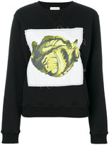 J.W.Anderson lettuce sweatshirt - women - Cotton - S