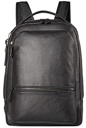 Tumi Harrison Bradner Backpack (Black 2) Backpack Bags