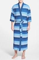 Majestic International Piqué Cotton Robe