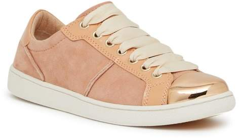 b8dd2447243 Evangeline Suede & Leather Sneaker