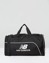 New Balance Medium Holdall In Black