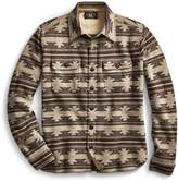 Ralph Lauren Knit Wool-Cashmere Workshirt
