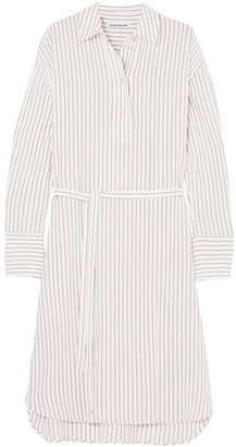 Elizabeth and James Striped Gauze Shirt