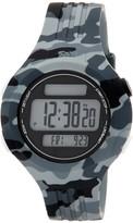 adidas Unisex Questra Mid Grey Camo Watch