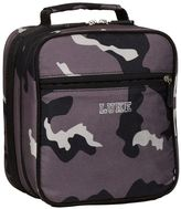 PBteen Gear-Up Black Camo Classic Lunch Bag