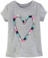 Carter's Heart Graphic Tee