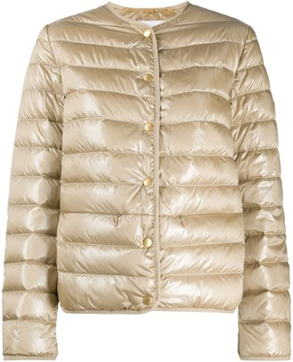 Escada Sport Feather Down Bomber Jacket