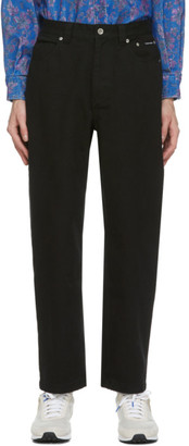 This Is Never That thisisneverthat Black Big Trousers