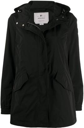 Woolrich Summer parka coat