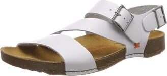 Art 1049 Becerro White /i Breathe Women's Open Toe Sandals