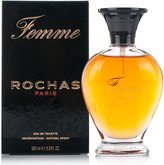 Rochas Femme by for Women - 3.4 Ounce EDT Spray