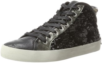Crime London Women's 25041a17b Hi-Top Trainers