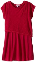 Splendid Littles Burnout Layer Dress (Toddler)