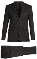 Givenchy Flecked Wool-blend Single-breasted Suit