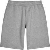 Harmony Pavel Grey Scuba Jersey Shorts