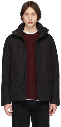 Norse Projects Black Down Gore-Tex Ystad Jacket