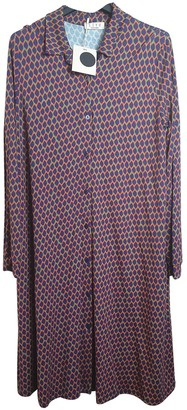 Siyu Multicolour Dress for Women