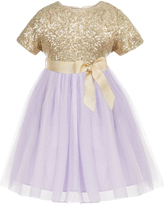 Monsoon Baby Mila Sequin Dress