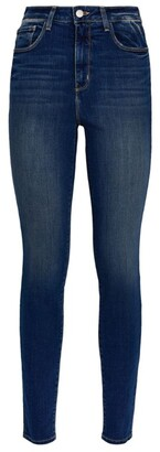 L'Agence Marguerite High-Waist Skinny Jeans