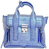 3.1 Phillip Lim Blue Royal Mini Pashli Bag