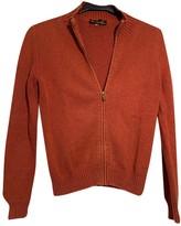Loro Piana Orange Cotton Knitwear for Women