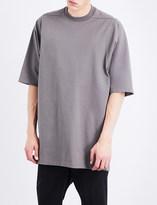 Rick Owens Oversized cotton-jersey T-shirt