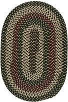 Colonial Mills BF62SAMPLE Brook Farm Braided Rug