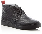 Del Toro Quilted Chukka Sneakers