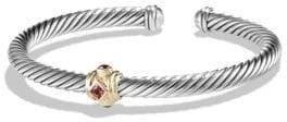 David Yurman Renaissance Bracelet with 14K Gold