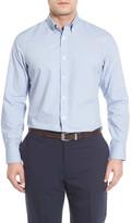 Nordstrom Smartcare(TM) Micro Check Sport Shirt (Big)