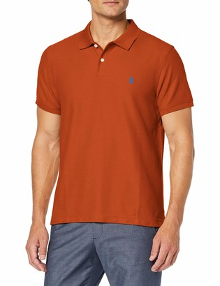 Izod Men's Performance Pique Polo Shirt