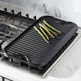 Crate & Barrel Lodge ® Reversible Griddle
