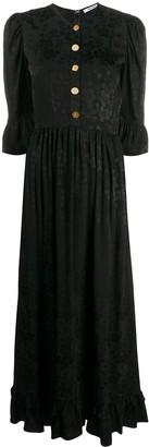 Batsheva Prairie floral dress