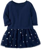 Carter's Star-Print Tutu Dress, Toddler Girls (2T-4T)