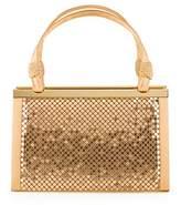 Farfalla Womens 90181 Clutch Gold