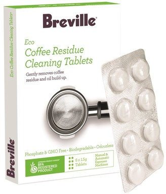 Breville Eco Coffee Residue Cleaner 8 Pack