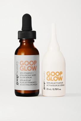 Goop Goopglow Vitamin C Hyaluronic Acid Glow Serum