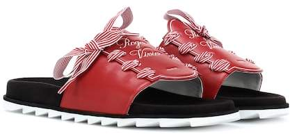 1dbaa6df825e Roger Vivier Slide Women s Sandals - ShopStyle