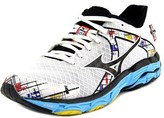 Mizuno Wave Inspire 10 W Round Toe Synthetic Running Shoe.