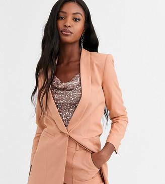 Asos Tall ASOS DESIGN Tall mix & match tailored suit blazer