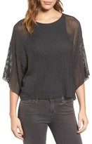 Bailey 44 Women's Sheer Stripe Dolman Top