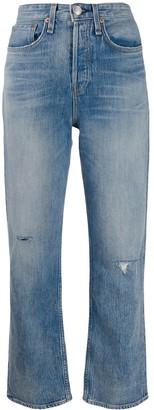 Rag & Bone Maya high rise jeans