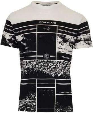 Stone Island Mural Part 2 T-Shirt