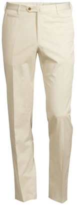 Corneliani Cotton Stretch Trousers