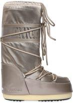 Moon Boot Mb Glance Shiny Nylon Boots