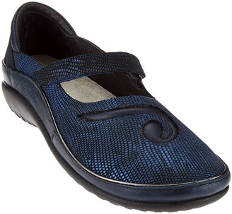Naot Footwear Leather Mary Janes - Matai