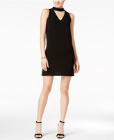 Bar III Choker Shift Dress, Created for Macy's