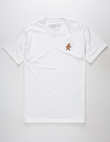 Riot Society Sasquatch Embroidery Mens T-Shirt