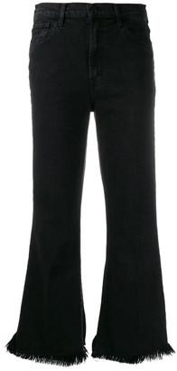 J Brand High Rise Julia Jeans