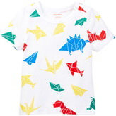 Joe Fresh Allover Print Tee (Baby Boys)